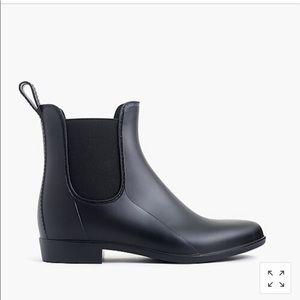 J. Crew Shoes - J Crew Mercantile Chelsea Rain Boots